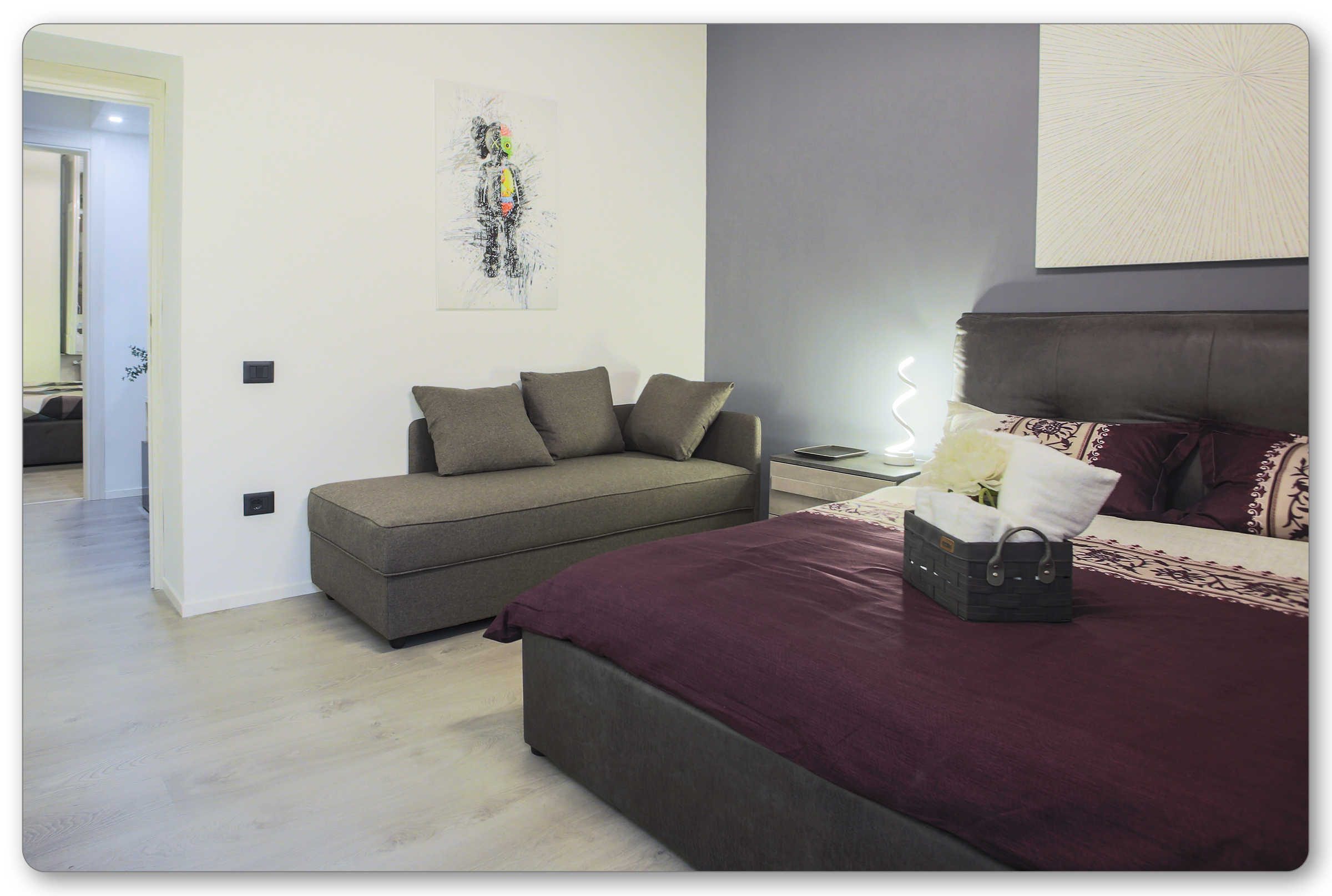 Double / Triple with private bathroom in Cava de' Tirreni